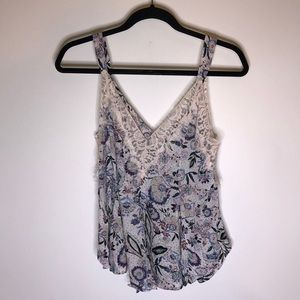 Free People Romantic Tank Top